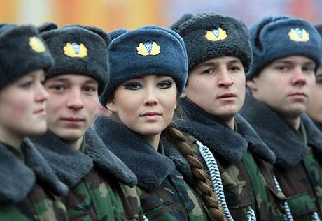 Rus tankları Kızıl Meydan'da! galerisi resim 5