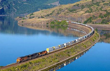 En güzel demiryolu fotoğrafları galerisi resim 20