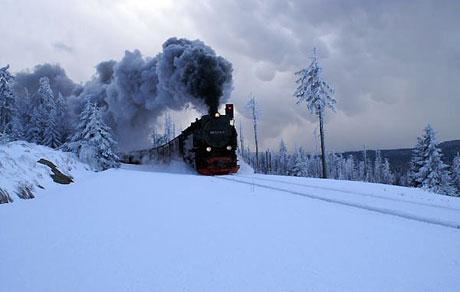 En güzel demiryolu fotoğrafları galerisi resim 23