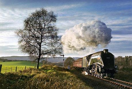 En güzel demiryolu fotoğrafları galerisi resim 25