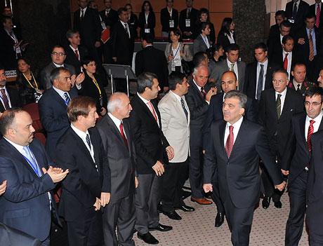 İSEDAK başladı, Liderler Türkiye'de! galerisi resim 1