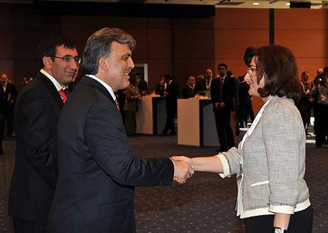 İSEDAK başladı, Liderler Türkiye'de! galerisi resim 13