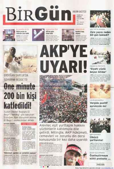 Gazete manşetleri (9 Kasım) galerisi resim 2