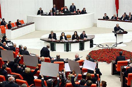 Meclis'te 'açılım' kavgası! galerisi resim 17