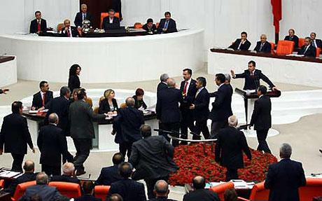 Meclis'te 'açılım' kavgası! galerisi resim 2