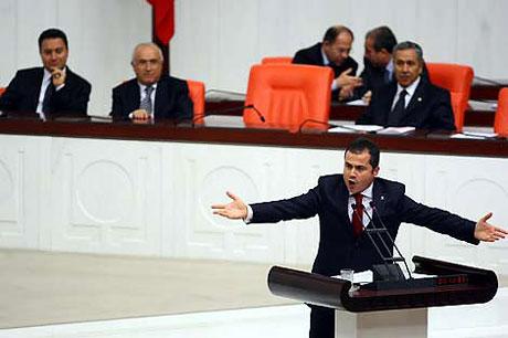 Meclis'te 'açılım' kavgası! galerisi resim 8