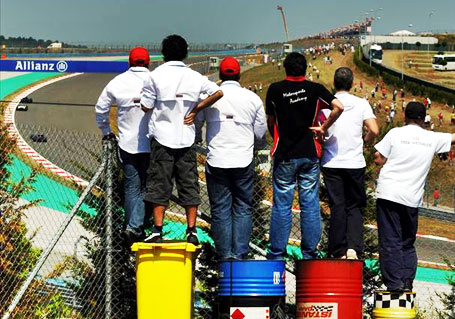 Formula 1 Türkiye Grand Prix galerisi resim 4
