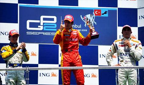 Formula 1 Türkiye Grand Prix galerisi resim 5
