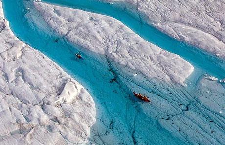 Petermann buzulu böyle eriyor galerisi resim 10
