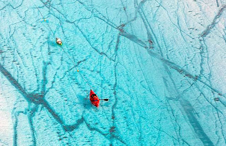 Petermann buzulu böyle eriyor galerisi resim 9