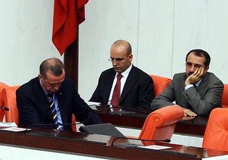 Meclis'teki tarihi günün fotoğrafları! galerisi resim 14