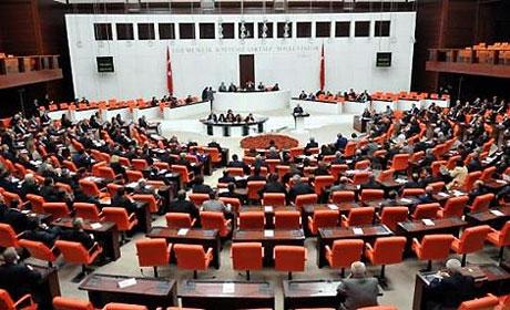 Meclis'teki tarihi günün fotoğrafları! galerisi resim 2
