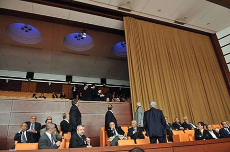 Meclis'teki tarihi günün fotoğrafları! galerisi resim 23