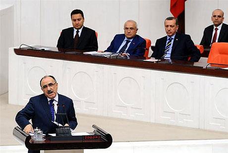 Meclis'teki tarihi günün fotoğrafları! galerisi resim 31