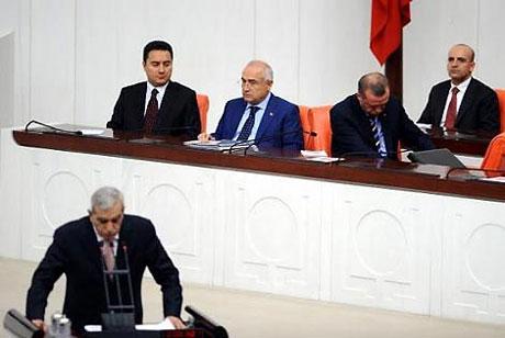 Meclis'teki tarihi günün fotoğrafları! galerisi resim 4