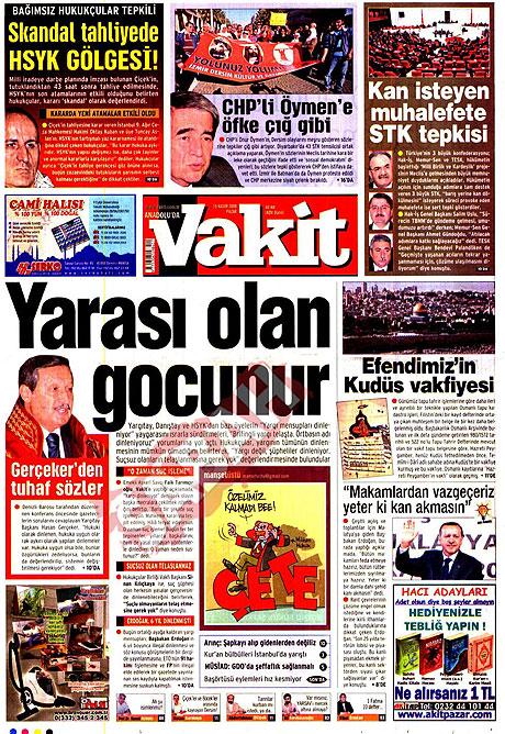 Gazete manşetleri (15 Kasım) galerisi resim 17
