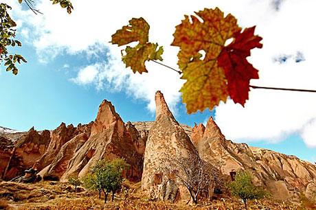 Yedi bölgeden sonbahar renkleri galerisi resim 13