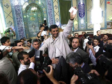 İran'da Seçim galerisi resim 4