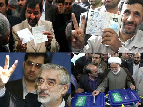 İran'da Seçim galerisi resim 7