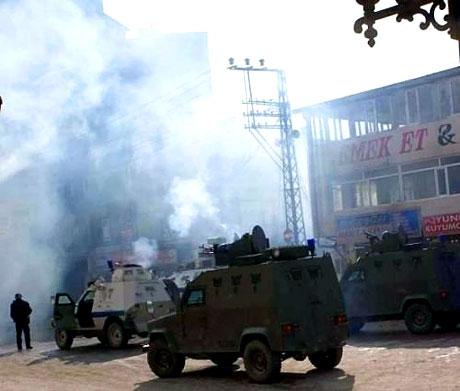 PKK'nın kuruluş gününde olaylar çıktı galerisi resim 19