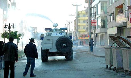 PKK'nın kuruluş gününde olaylar çıktı galerisi resim 24
