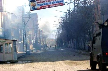 PKK'nın kuruluş gününde olaylar çıktı galerisi resim 27
