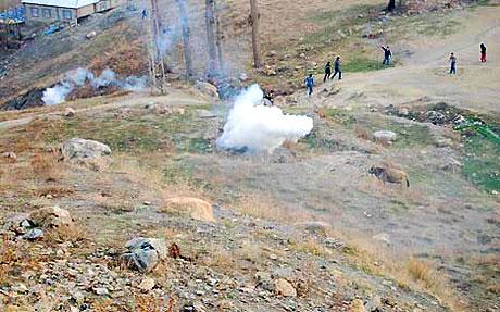 PKK'nın kuruluş gününde olaylar çıktı galerisi resim 43