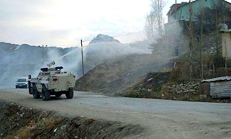 PKK'nın kuruluş gününde olaylar çıktı galerisi resim 44