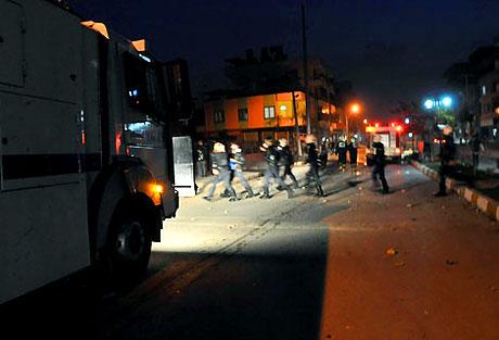 PKK'nın kuruluş gününde olaylar çıktı galerisi resim 5