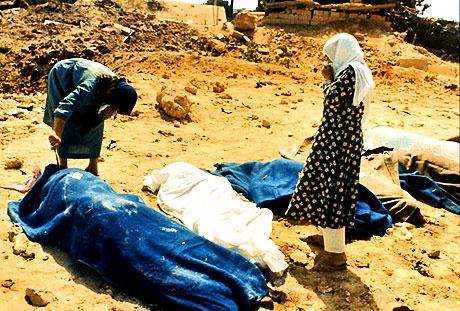 Sabra ve Şatilla katliamı galerisi resim 11