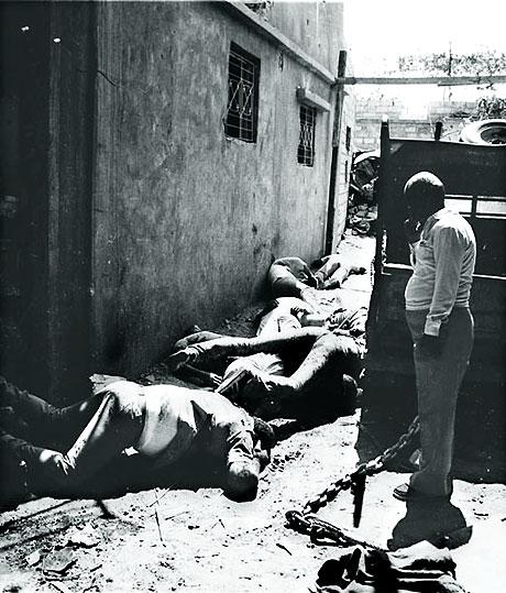 Sabra ve Şatilla katliamı galerisi resim 8