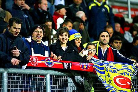 Fenerbahçe Twente'den intikamını aldı galerisi resim 1