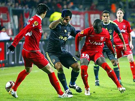 Fenerbahçe Twente'den intikamını aldı galerisi resim 10