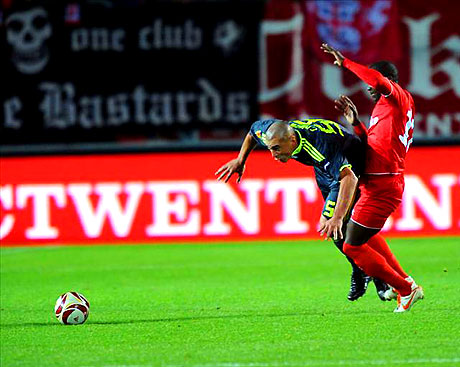 Fenerbahçe Twente'den intikamını aldı galerisi resim 12