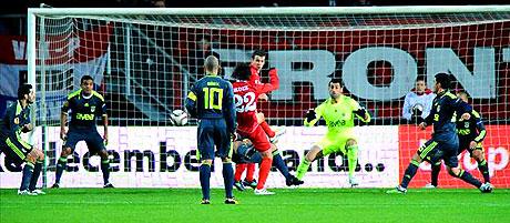 Fenerbahçe Twente'den intikamını aldı galerisi resim 14