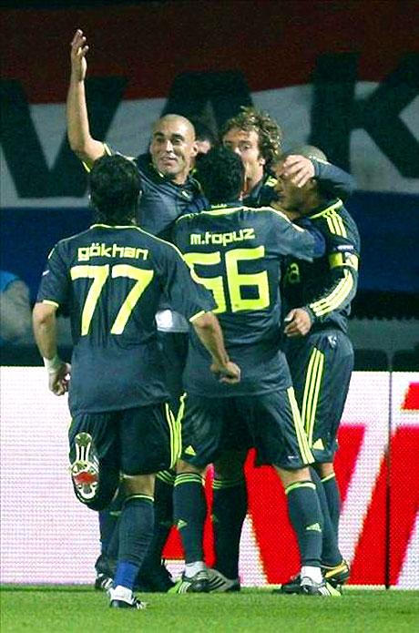 Fenerbahçe Twente'den intikamını aldı galerisi resim 16