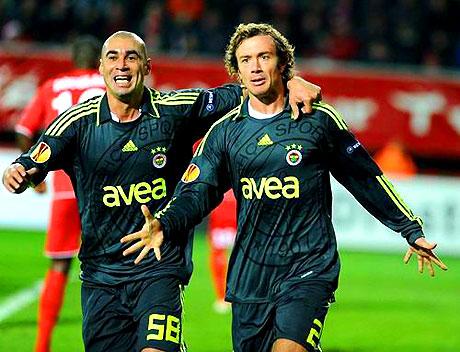 Fenerbahçe Twente'den intikamını aldı galerisi resim 3