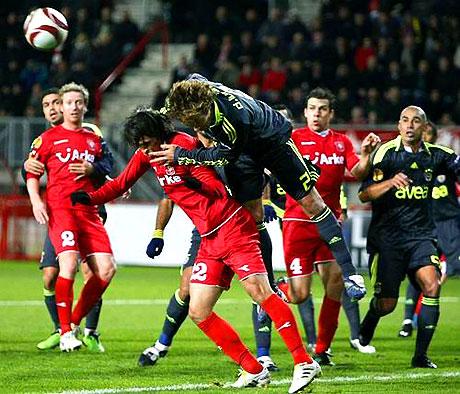 Fenerbahçe Twente'den intikamını aldı galerisi resim 4
