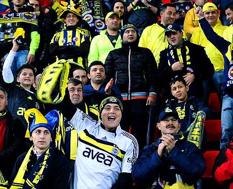 Fenerbahçe Twente'den intikamını aldı galerisi resim 7