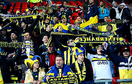 Fenerbahçe Twente'den intikamını aldı galerisi resim 9