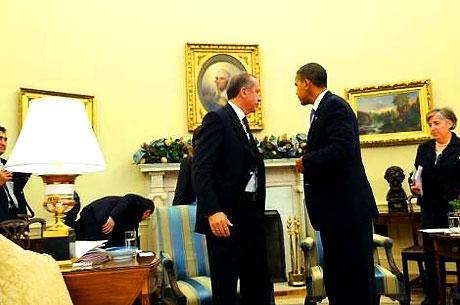 Obama-Erdoğan görüşmesinden kareler galerisi resim 3