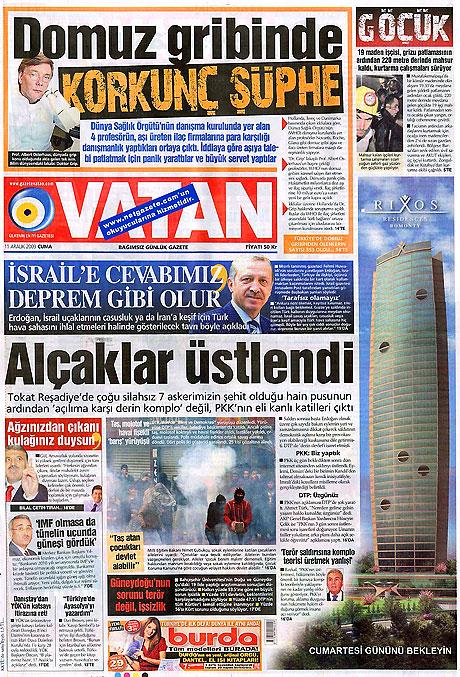 Gazeteler'de Reşadiye Saldırısı galerisi resim 13