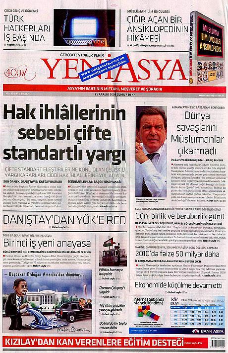 Gazeteler'de Reşadiye Saldırısı galerisi resim 14
