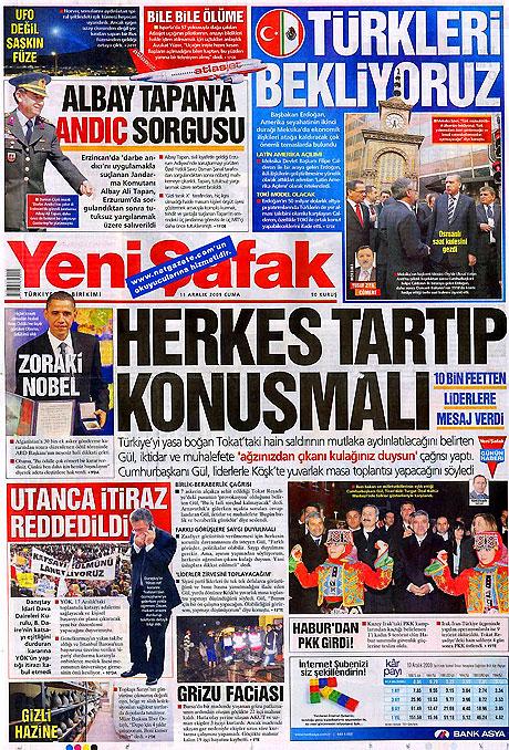Gazeteler'de Reşadiye Saldırısı galerisi resim 15