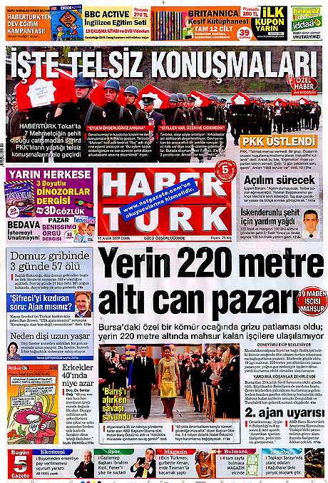 Gazeteler'de Reşadiye Saldırısı galerisi resim 3