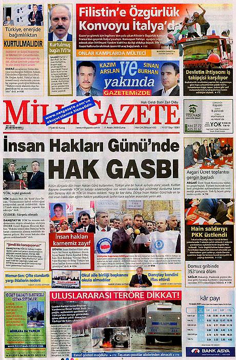 Gazeteler'de Reşadiye Saldırısı galerisi resim 5