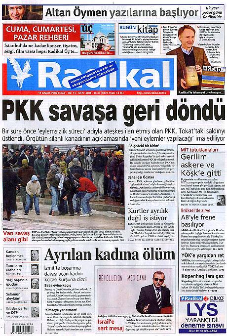 Gazeteler'de Reşadiye Saldırısı galerisi resim 7