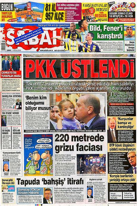 Gazeteler'de Reşadiye Saldırısı galerisi resim 8