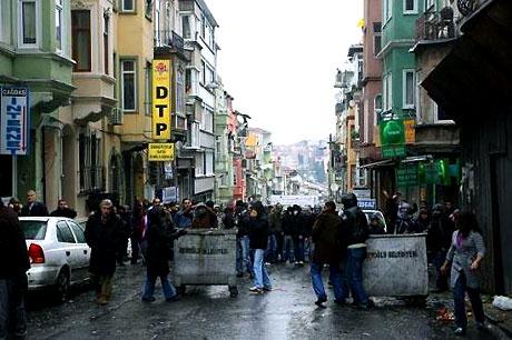 İstanbul'da silahlar çekildi! galerisi resim 1