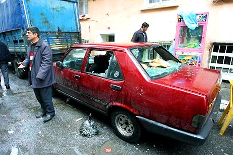 İstanbul'da silahlar çekildi! galerisi resim 11